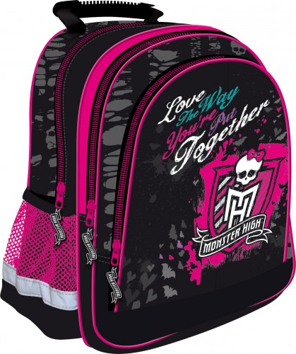 269b9b54d58f9 PLECAK MONSTER HIGH_______ NOWY MODEL